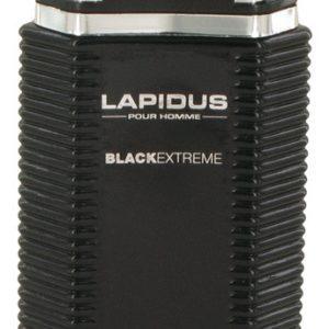 Lapidus Black Extreme by Ted Lapidus Eau De Toilette Spray (Tester) 100ml for Men