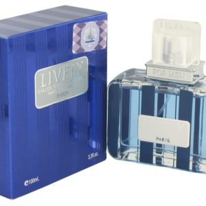 Lively by Parfums Lively Eau De Toilette Spray 100ml for Men