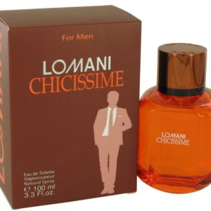 Lomani Chicissime by Lomani Eau De Toilette Spray 100ml for Men