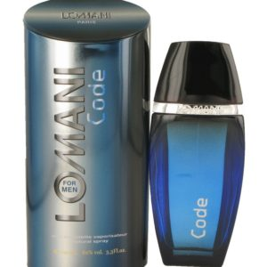 Lomani Code by Lomani Eau De Toilette Spray 100ml for Men