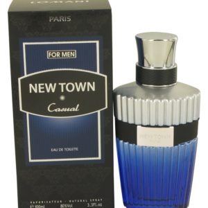 Lomani New Town Casual by Lomani Eau De Toilette Spray 100ml for Men