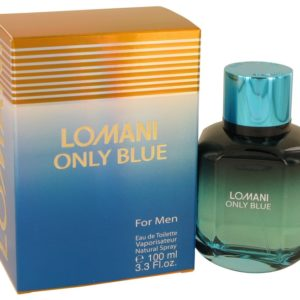 Lomani Only Blue by Lomani Eau De Toilette Spray 100ml for Men