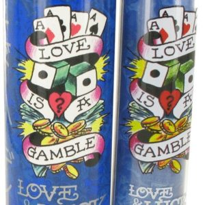Love & Luck by Christian Audigier Eau De Toilette Spray 100ml for Men