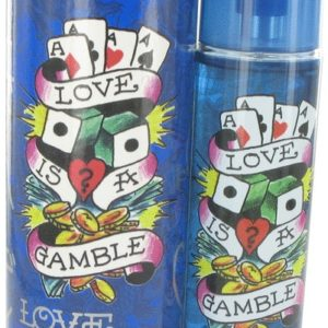 Love & Luck by Christian Audigier Eau De Toilette Spray 200ml for Men