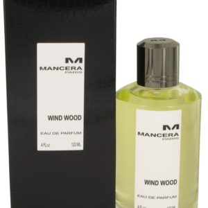 Mancera Wind Wood by Mancera Eau De Parfum Spray 120ml for Men