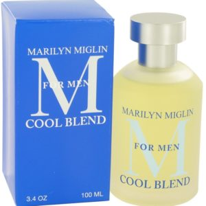 Marilyn Miglin Cool Blend by Marilyn Miglin Cologne Spray 100ml for Men