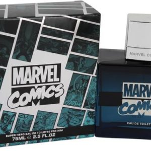 Marvel Comics Super Hero by Marvel Eau De Toilette Spray 75ml for Men