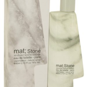 Mat Stone by Masaki Matsushima Eau De Toilette Spray 80ml for Men