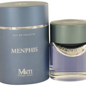 Menphis by Giorgio Monti Eau De Toilette Spray 106ml for Men