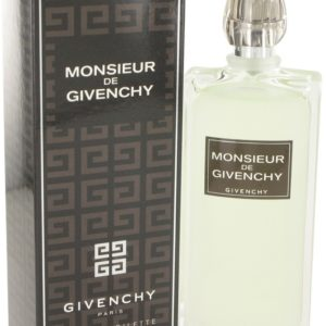 Monsieur Givenchy by Givenchy Eau De Toilette Spray 100ml for Men