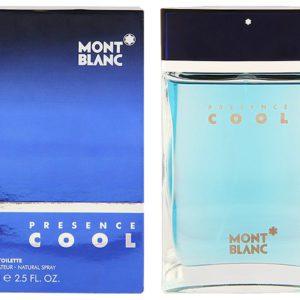 Mont Blanc Presence Cool (75 ml / 2.5 FL OZ)