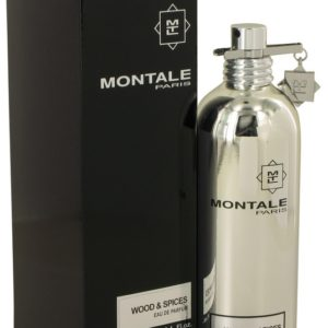 Montale Wood & Spices by Montale Eau De Parfum Spray 100ml for Men