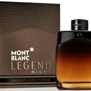 Montblanc Legend Night Eau De Parfum for men (100 ml / 3.4 FL OZ)