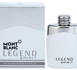 Mont blanc Legend Spirit for men (100 ml / 3.4 FL OZ)