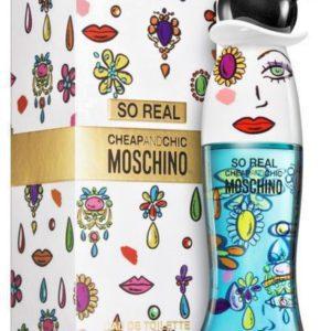 Moschino Cheap & Chic So Real for women (100 ml / 3.4 FL OZ)