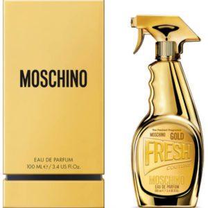 Moschino Fresh Gold Couture Eau De Parfum (100 ml / 3.4 FL OZ)