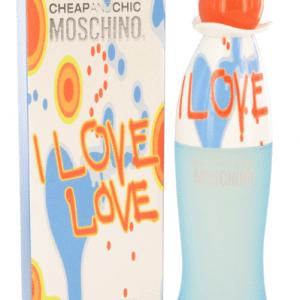 Moschino I Love Love (100 ML / 3.4 FL OZ)