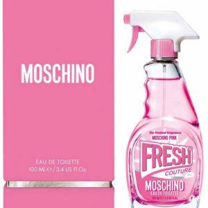 Moschino Pink Fresh Couture (100 ml / 3.4 FL OZ)