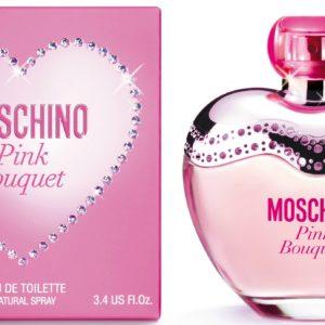Moschino Pink Bouquet (100 ml / 3.4 FL OZ)