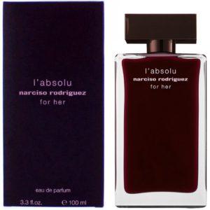 Narciso Rodriguez L'absolu Eau De Parfum (100 ml / 3.4 FL OZ)