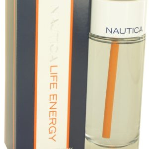 Nautica Life Energy by Nautica Eau De Toilette Spray 100ml for Men