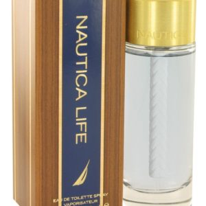 Nautica Life by Nautica Eau De Toilette Spray 100ml for Men
