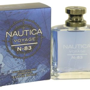 Nautica Voyage N-83 by Nautica Eau De Toilette Spray 100ml for Men