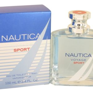 Nautica Voyage Sport by Nautica Eau De Toilette Spray 100ml for Men