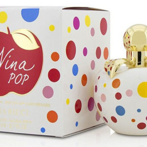 Nina Ricci Nina Pop Eau De Toilette for women (80 ML / 3 FL OZ)