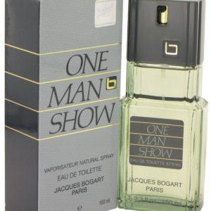 ONE MAN SHOW by Jacques Bogart Eau De Toilette Spray 100ml for Men