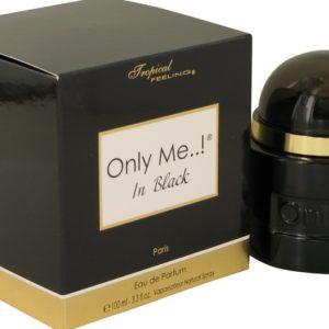 Only Me Black by Yves De Sistelle Eau De Parfum Spray 100ml for Men