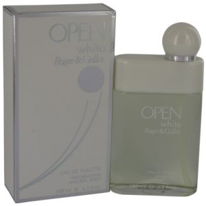 Open White by Roger & Gallet Eau De Toilette Spray 100ml for Men
