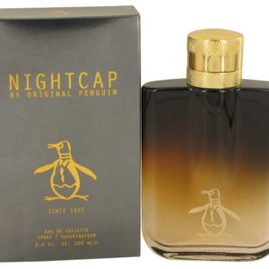 Original Penguin Nightcap by Original Penguin Eau DE Toilette Spray 100ml for Men