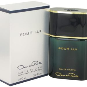Oscar Pour Lui by Oscar de la Renta Eau De Toilette Spray 90ml for Men