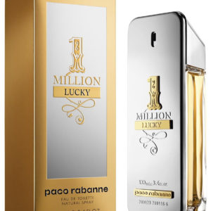 Paco Rabanne 1 Million Lucky for men (100 ml / 3.4 FL OZ)