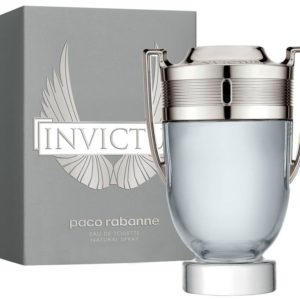 Paco Rabanne Invictus for men (100 ML / 3.4 FL OZ)