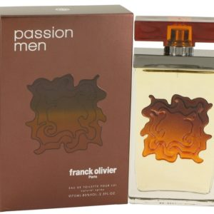 Passion Franck Olivier by Franck Olivier Eau De Toilette Spray 75ml for Men