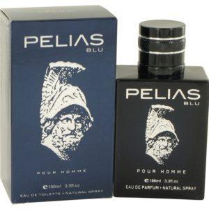 Pelias Blu by YZY Perfume Eau De Parfum Spray 100ml for Men