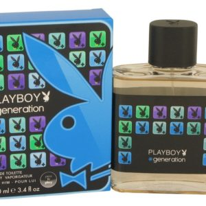 Playboy Generation by Playboy Eau De Toilette Spray 100ml for Men