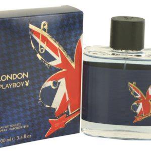 Playboy London by Playboy Eau De Toilette Spray 100ml for Men