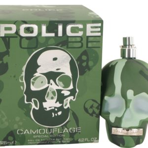 Police To Be Camouflage by Police Colognes Eau De Toilette Spray (Special Edition) 125ml for Men