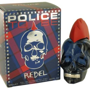 Police To Be Rebel by Police Colognes Eau De Toilette Spray 125ml for Men