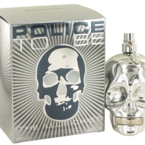 Police To Be The Illusionist by Police Colognes Eau De Toilette Spray 125ml for Men