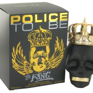 Police To Be The King by Police Colognes Eau De Toilette Spray 125ml for Men