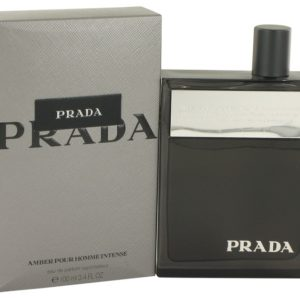 Prada Amber Pour Homme Intense by Prada Eau De Parfum Spray 100ml for Men
