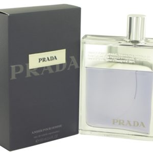 Prada Amber by Prada Eau De Toilette Spray 100ml for Men