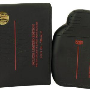 Pure Black Lamis by Lamis Eau De Toilette Spray 100ml for Men