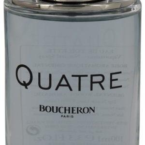Quatre by Boucheron Eau De Toilette Spray (Tester) 100ml for Men