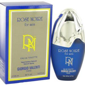 ROSE NOIRE by Giorgio Valenti Eau De Toilette Spray 100ml for Men