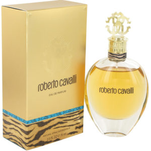 Roberto Cavalli New Eau De Parfum for women (75 ml / 2.5 FL OZ)